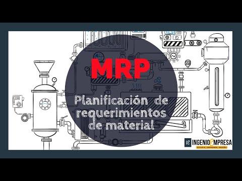 Cómo hacer un MRP (Plan de requerimientos de material) + ejemplo detallado