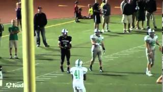 Matt Hite- Junior Year Football Highlights.