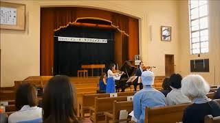 バッハ/2つのヴァイオリンのための協奏曲ニ短調BWV1043「抜粋」 バッハ・イン・ザ・サブウェイズ