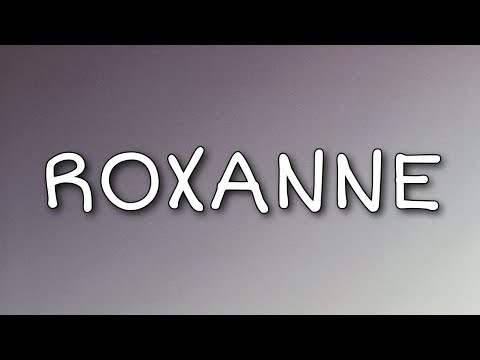 Arizona Zervas - Roxanne