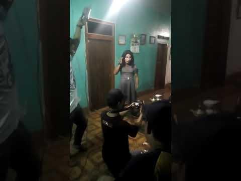 Pembuatan Video Klip  RANGDA GROJOGAN