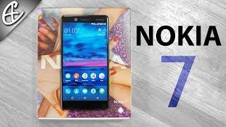 Nokia 7 (F1.8 Carl Zeiss | Selfie Portrait) Unboxing, Benchmarks & Hands On!