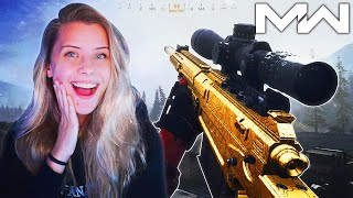THE BEST SNIPER RIFLE IN MODERN WARFARE! Road to Damascus - AX50 (MW)