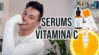 Piel vitamina de para beneficios del c suero la