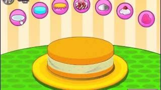 Ice Cream Cake Mania Cooking Games For Girls