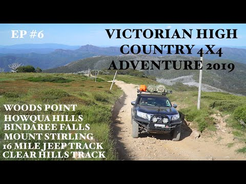 Mount Stirling To Woods Point - Victorian High Country 4x4 Adventure 2019 #6/6