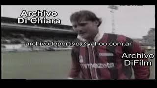 ITALIA FUTBOL LAZIO VS CALCIO 2 1 CON GOLES DE VERON Y MARCELO SALAS V 00471 1999 DiFilm