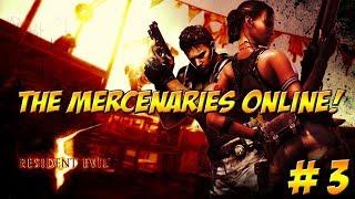 Resident Evil 5! The Mercenaries Online Part 3 - YoVideogames