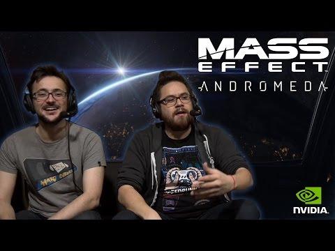MV & Benzaie te font un Mass d'Effect (Andromeda) #Sponso #Nvidia