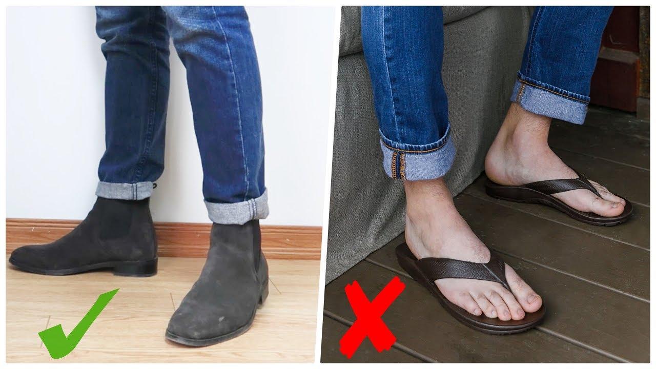Top 5 Loại giày đi cùng với Jeans