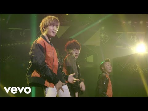 Da-iCE -【LIVE】「Chocolate Sympathy」【Full ver.】(From LIVE DVD & Blu-ray「Da-iCE HALL TOUR ...
