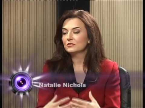 Natalie Nichols Interview on Alfa Omega Television, Timisoara, Romania - Part 1 of 4