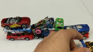 Hot Wheels, Die Cast and Dinsey #cars video for kids - Wali Toys