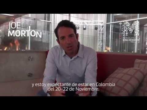 Joe Morton - Conferencista - Mensajes Que Encienden 2015