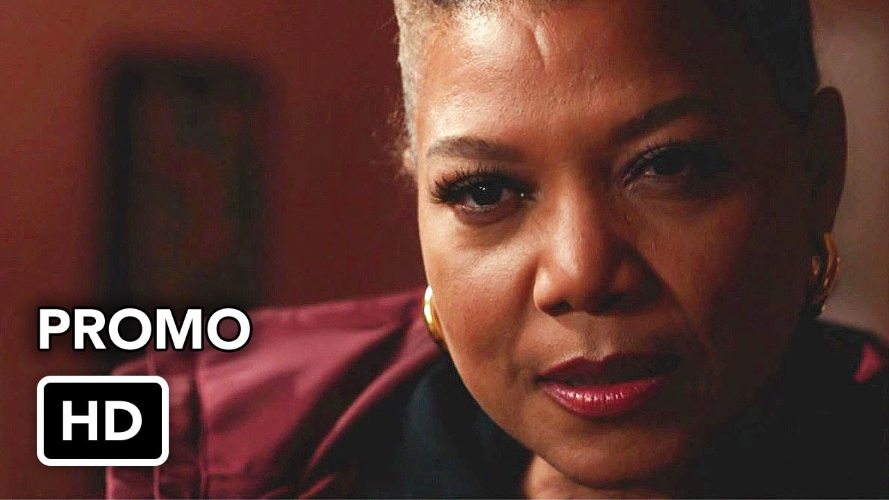"""The Equalizer 1x05 Promo """"The Milk Run"""" (HD) Queen Latifah action series"""
