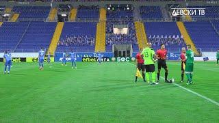 Георги Тодоров след Левски-Ботев (Враца) 0:0