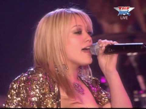 Hilary Duff - Come Clean & So Yesterday - TMF Awards (HQ)