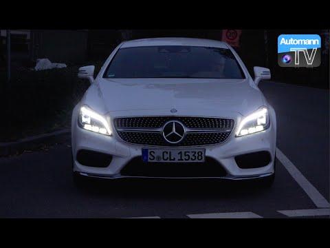 2016 Mercedes Benz Cls Multibeam Led 60fps