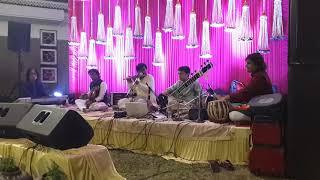 Folk Music on Sitar Flute & Violin in Kothrud - Part 1