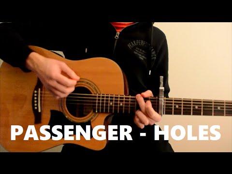 Passenger - Holes (Acoustic Guitar Cover)