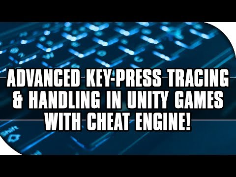 Game Hacking Tutorial: Advanced Key-Press Tracing and Handling in Unity Games with Cheat Engine! thumbnail