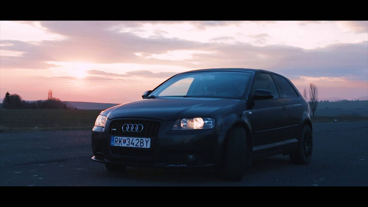 audi a3 8p 2 0 tdi youtube. Black Bedroom Furniture Sets. Home Design Ideas