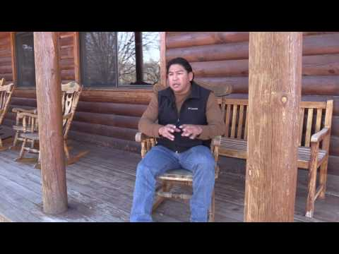 Lyle Balenquah on the Crow Canyon Cultural Explorations Program and Rock Art