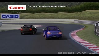 Sega GT 2002-Gameplay Footage