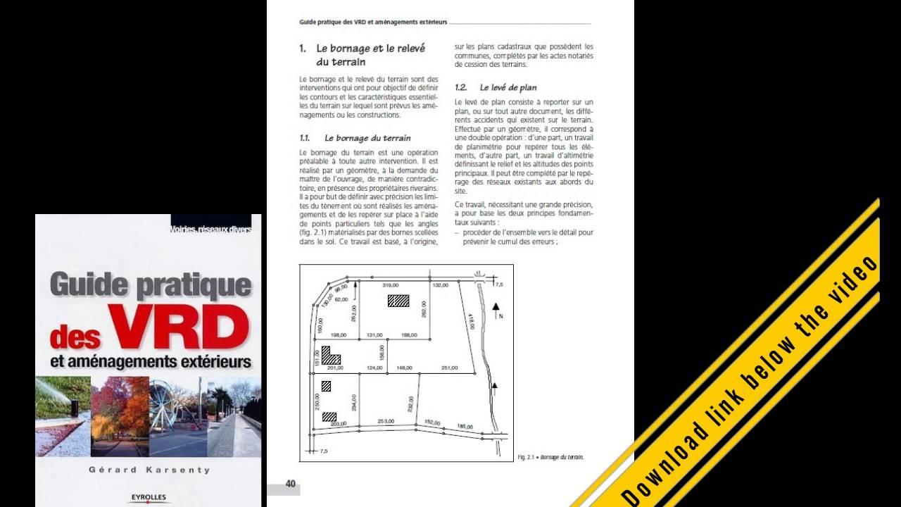 plan vrd maison individuelle ventana blog. Black Bedroom Furniture Sets. Home Design Ideas