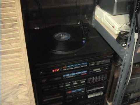 Completed 1986 Sanyo Stereo System Youtube