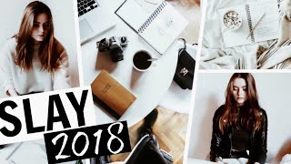 How to - PLAN and ORGANIZE Your Year Like a PRO! // GirlBoss