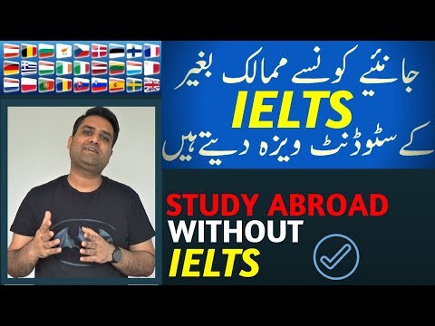 Which Countries Give Student Visa Without IELTS?