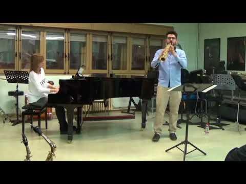 Prelude a l'apres midi d'un faune (Claude Debussy) - David Flores y Susana Pozo