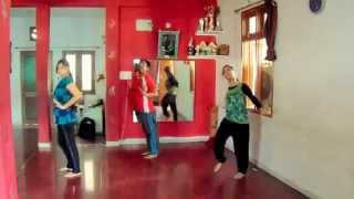 Dance Basanti | Dance Routine | Easy Bolly Hip Hop