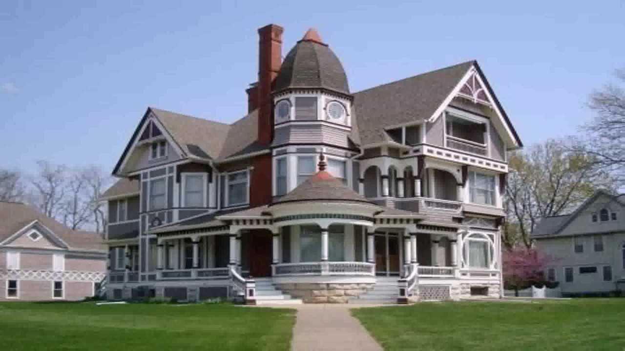Queen Anne Style House For Sale In New York   YouTube