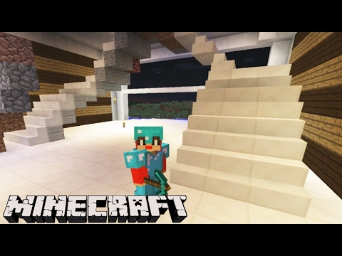 Minecraft equipe survival a escada moderna do pr dio for Minecraft moderno