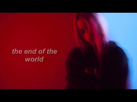 billie eilish - the end of the world [cover]