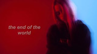 billie eilish - the end of the world [cover] mp3