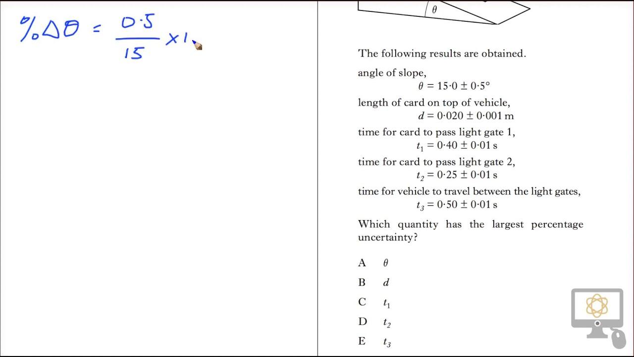 Q3 MC 2013 Revised Higher Physics Paper - YouTube for Light Gate Physics  111ane