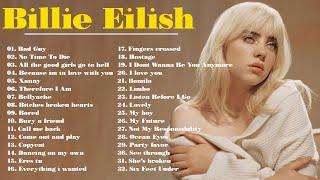 Billie Eilish Playlist - Billie Eilish - Billie Eilish Full Playlist Best Songs 2021