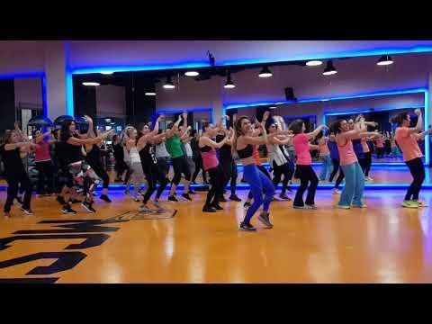 Zumba belly dance (oryantal)