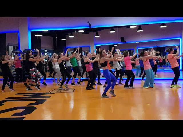 Zumba belly dance (oryantal)