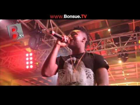 Download Video: REEKADO BANKS Live at the Urban Radio Launch Lagos #BonsueTV