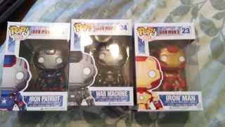 How to Tell Spot a FAKE Funko Pop (Knock OFF) Iron Man 3