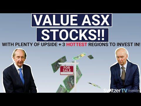Value ASX stocks