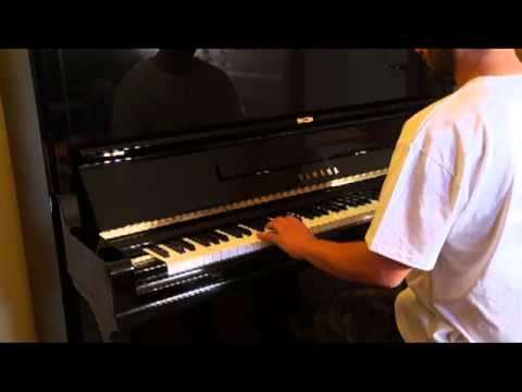 Clint Mansell - A Swan Song (for Nina) - Black Swan soundtrack (piano cover)