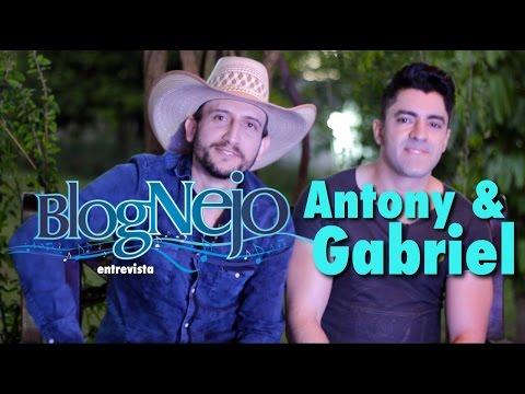 Blognejo Entrevista - Antony & Gabriel