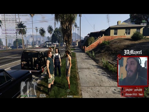 Grand Theft Auto 5 Ragemp Game