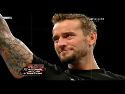 Cm Punk Attacks John Cena And Joins To Nexus Raw 122710 Youtube