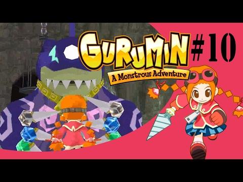 Gurumin: A Monstrous Adventure Part 10 - Did I just killed a gay fish? |